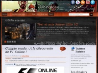 Blog jeux vidéo, cinéma, PS4, Xbox one, mangas ... -