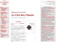 laclefdeschants.free.fr