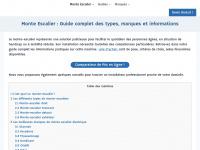 un-monte-escalier.fr