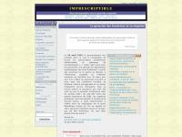 imprescriptible.fr