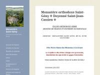 monasteresaintgeny.fr