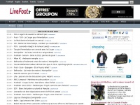 Live Foot: mercato, transferts et foot live en direct