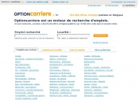 optioncarriere.be