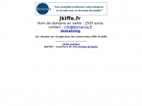 jkiffe.fr