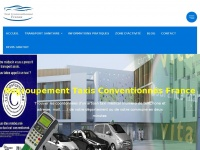 regroupement-taxi-conventionne-cpam.fr