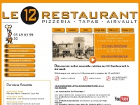 Le12restaurant.fr