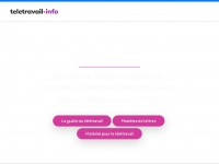 teletravail-info.com