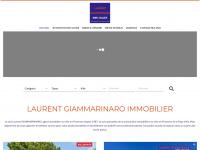 Laurent-giammarinaro-immobilier.fr