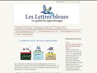 leslettresbleues.fr