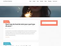 Lesplumesdaudrey.fr