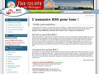 flux-rss.info