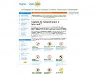 GAGNER DE L'ARGENT grace à internet