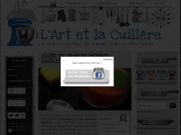 lartetlacuillere.com Thumbnail