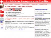maison-savoyarde-credits.fr