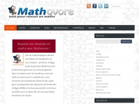 mathovore.fr kangourou mathematiques maths annales