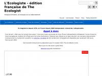 ecologiste.org