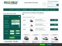 Villeaville.com - Location utilitaire aller simple pas cher au meilleurs prix