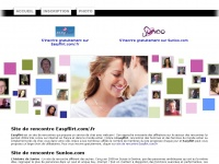 EASYFLIRT et SUNIOO, inscription GRATUITE !