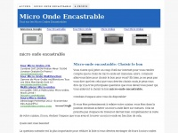 microondeencastrable.fr