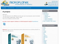 microplanet.fr