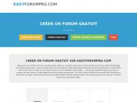 easyforumpro.com
