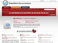 wordpress-fr.net Thumbnail
