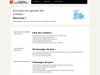 artistescontemporains.org