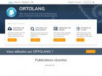 ortolang.fr