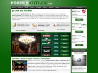Jouer au Poker en Ligne : Poker Attitude