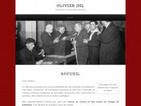 olivierihl.fr