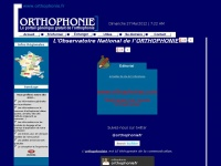 orthophonie.fr