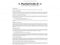 partiecivile.fr
