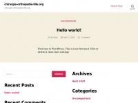 chirurgie-orthopedie-lille.org