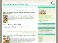 naturopathieenrhonealpes.com