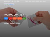 Pour-contre.fr