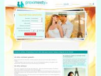 proximeety site de rencontre Mamoudzou
