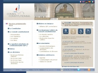 conseil-constitutionnel.fr