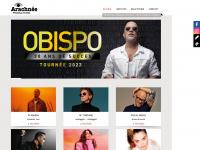 arachnee-productions.com
