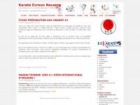 Karate-evreux.fr