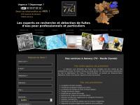 Recherche de fuites d'eau dans la Haute Savoie - agence 7id d'Annecy