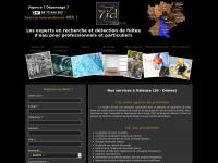 Recherche de fuites d'eau dans la Drôme - agence 7id de Valence