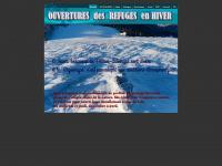 refuges-hiver.fr