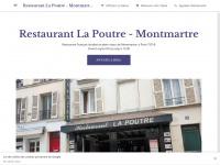 restaurantlapoutre.fr