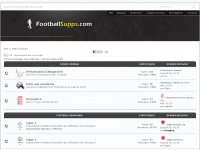 FootballSupps - Site football, forum foot