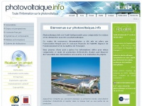 Photovoltaique.info
