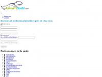 Annuairesante.com, l'annuaire national de la santé francaise