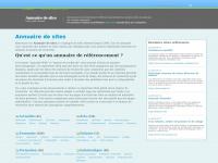 annuairesites.com