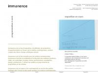 art-immanence.org