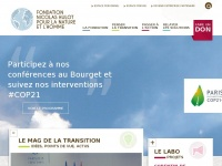 fondation-nature-homme.org