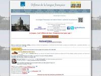 Langue-francaise.org